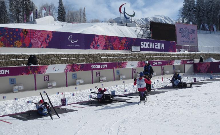 Suomen Biathlonin osaaminen ja laitteet olivat käytössä jo vuoden 2014 Sotshin paralympialaisissa.