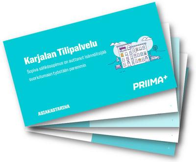 PKS referenssi: Karjalan Tilipalvelu Oy - pörssisähkö sopii taloyhtiöille