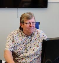Karjalan Tilipalvelun Juha Hänninen